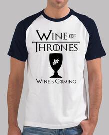 vin de trônes - b & w baseball