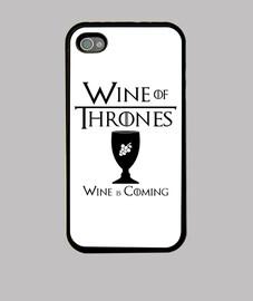 vin des trônes - iphone 4 / 4s