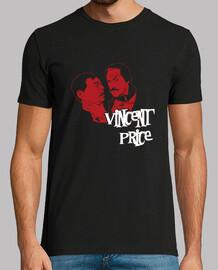 Vincent Price (roja y blanca)