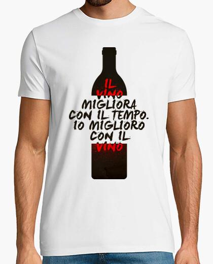 T-shirt vino