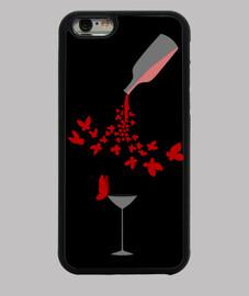 vino mariposa