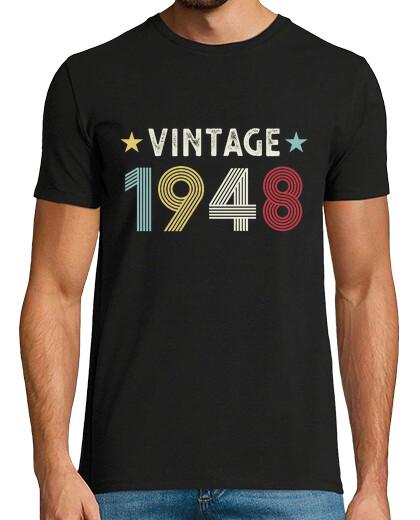 Vintage 1948 80 cumpleaños regalo 80