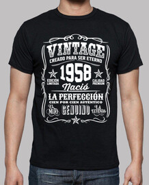 Vintage 1958 la perfección