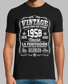 vintage 1958 perfezione