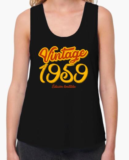 Camiseta Vintage 1959, Edición Limitada