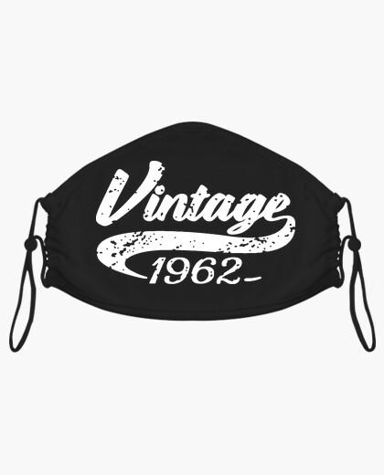 Mascarilla Vintage 1962
