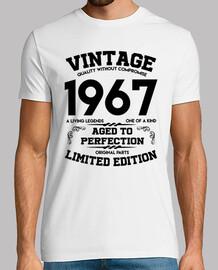 vintage 1967 à la perfection original