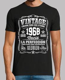 Vintage 1968 la perfección