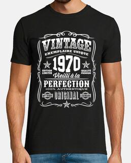 Vintage 1970 Anniversaire 50 Ans