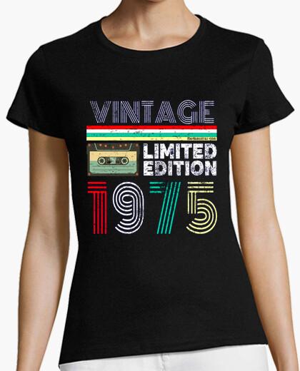 T-shirt vintage 1975 - edizione limitata