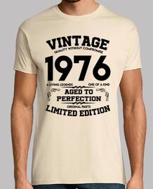vintage 1976 años a la perfección original
