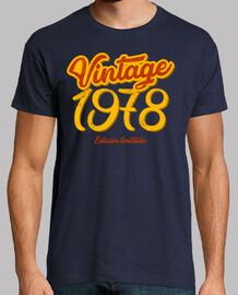 Vintage 1978, 41 años