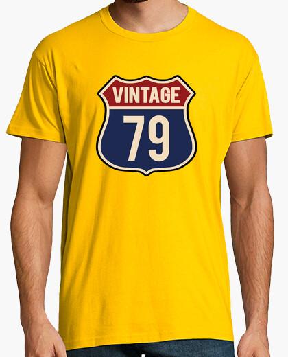 Tee-shirt Vintage 1979