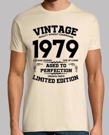vintage 1979 invecchiato alla perfezione originale