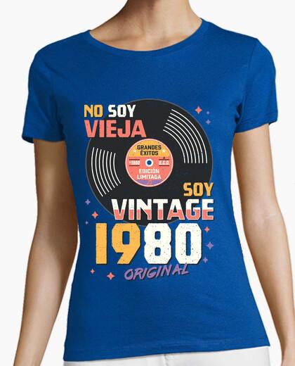 Camiseta Vintage 1980