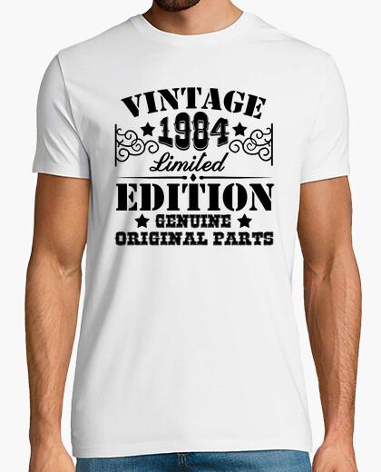 Camiseta vintage 1984