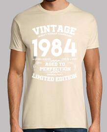 vintage 1984 años a la perfección original