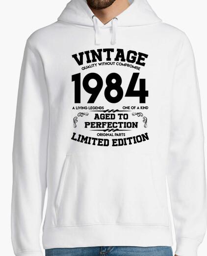 Jersey vintage 1984 envejecido a la perfección
