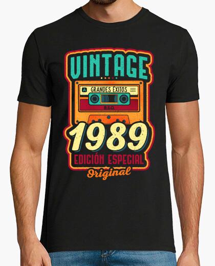 Camiseta Vintage 1989