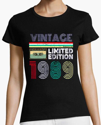 T-shirt vintage 1989 - edizione limitata
