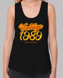 Vintage 1989, Edición Limitada