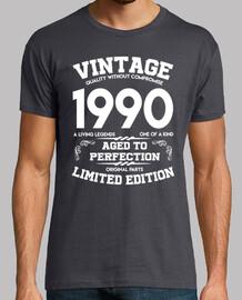 vintage 1990 à la perfection original