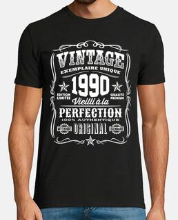 Vintage 1990 Anniversaire 30 Ans