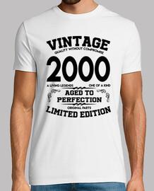 vintage 2000 años a la perfección original