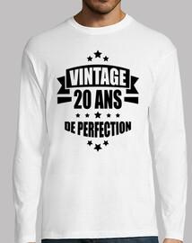 vintage 20 ans de perfection