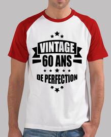 vintage 60 ans de perfection