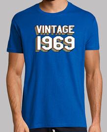 Vintage Birthday 50th Retro Gift Men Women T-shirt