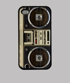 vintage boombox v