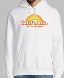 vintage california desgastado