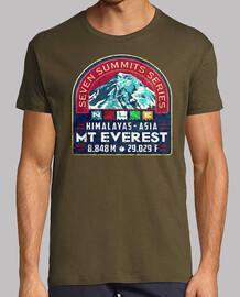 Vintage Climber Badge MT EVEREST