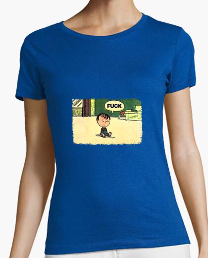 Tee-shirt VINTAGE COMIC STRIP