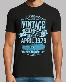 vintage da aprile 1979