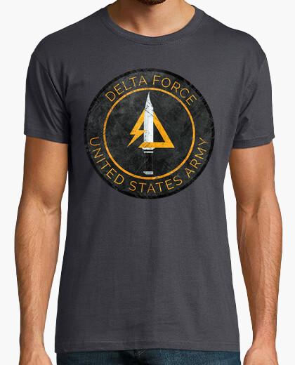Camiseta Vintage Delta Force Emblem