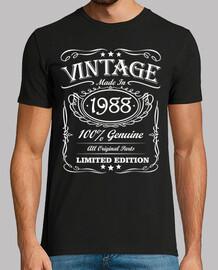 vintage fatta nel 1988