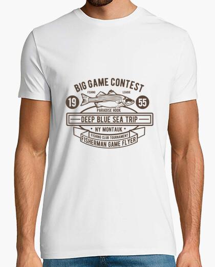 Vintage fisherman39s club t-shirt