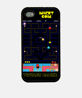 Vintage Gamer iPhone 4