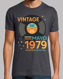 VINTAGE Mayo 1979