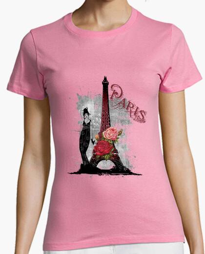 Vintage paris t-shirt