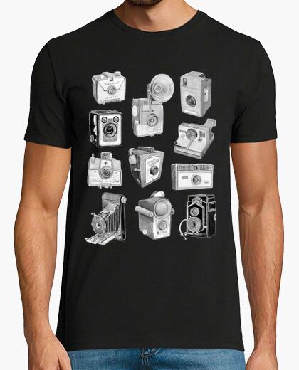 Camiseta Vintage Photo Cameras