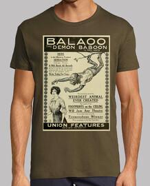 Vintage poster - Balaoo Demon Baboon
