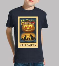 Vintage poster - Halloween