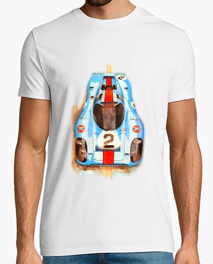 Tee-shirt VINTAGE RACE CAR