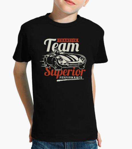 Ropa infantil Vintage Racing Champion