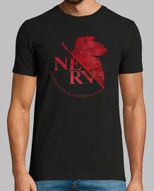 Vintage Red NERV