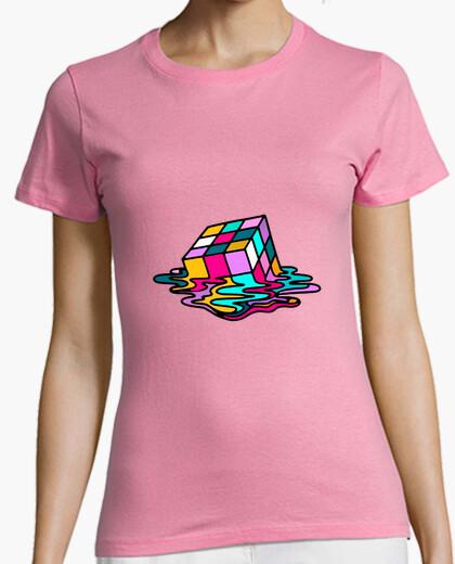 Vintage rubiks cube t-shirt
