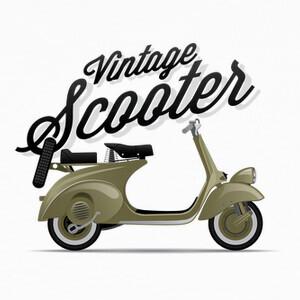 Camisetas Vintage Scooter